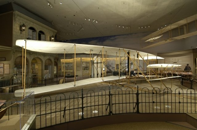 Smithsonian Wright Flyer