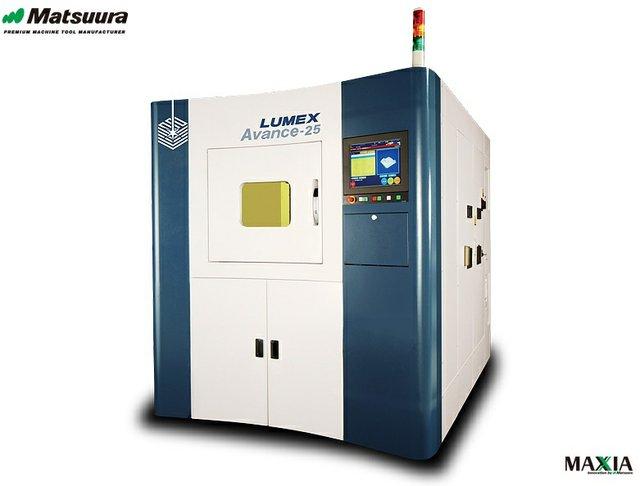 Lumex Avance 25 Matsuura Machinery