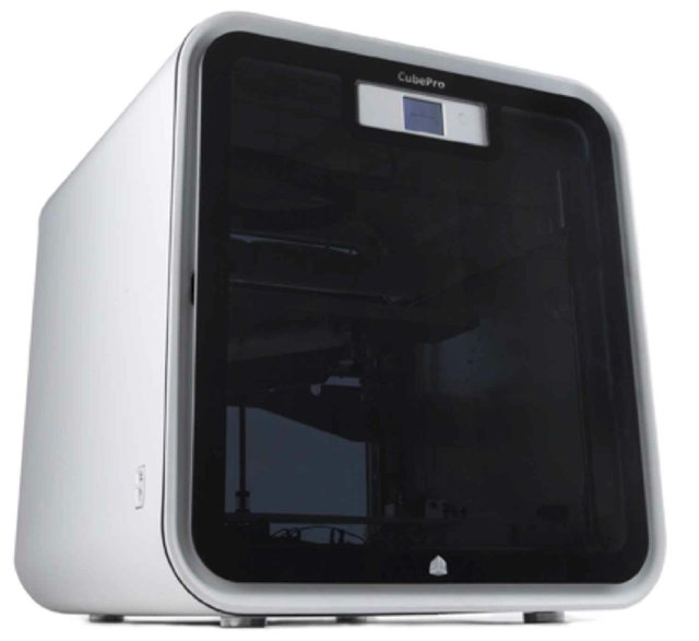 CubePro 3D Systems