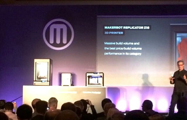 MakerBot at CES 2014