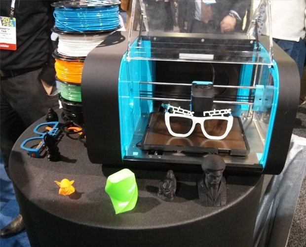 The Robox at CES