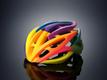 Colour 3D printed helmet