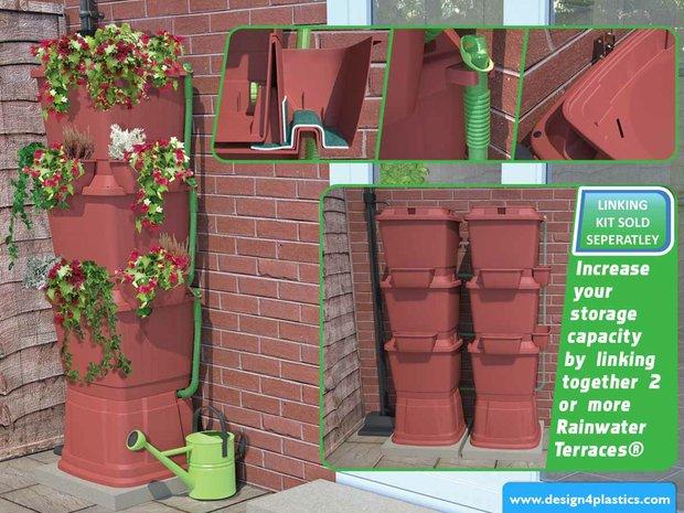 Project: Rainwater Terrace®