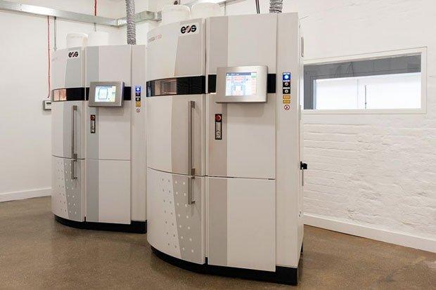 D2W's Eos machines