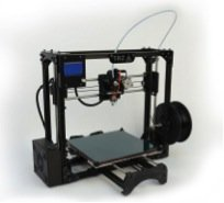 LulzBot TAZ Desktop 3D Printer by Aleph Objects, Inc.