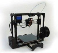 LulzBot TAZ Desktop 3D Printer by Aleph Objects, Inc.