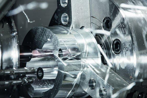 Advanced Mill-Turn Live cutting