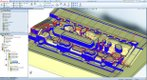 SolidCAM HSM toolpath