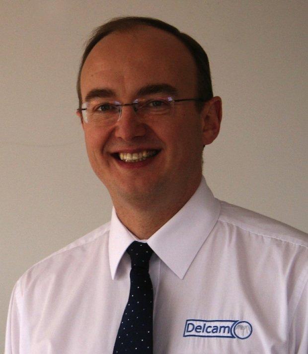 Clive Martell CEO Delcam