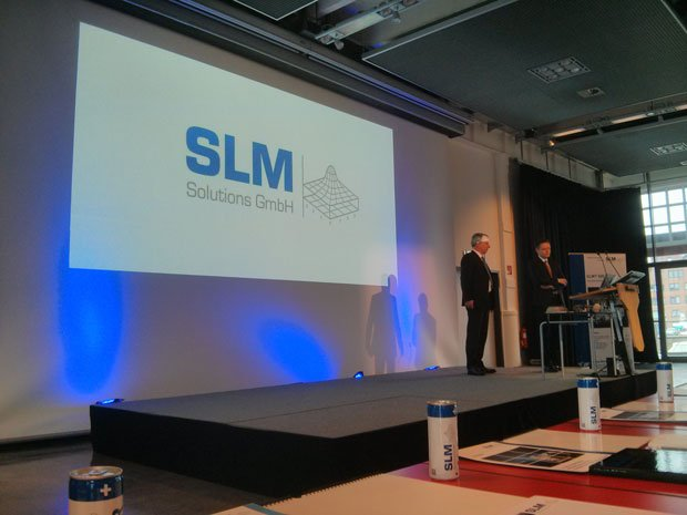 SLM Solutions User Group