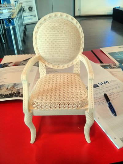 Netfabb chair