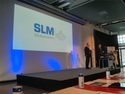 SLM Solutions User Group Meeting