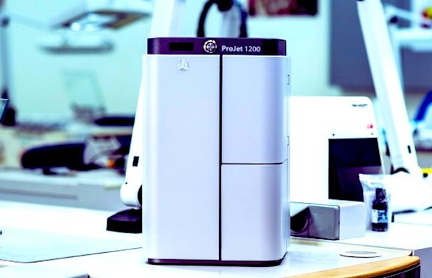 ProJet 1200 Micro-SLA 3D printer
