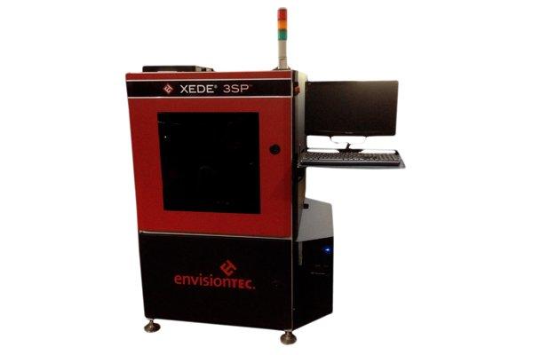 The EnvisionTEC Xede 3SP 3D printer