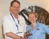 Scott Crump receives AMUG DINO award