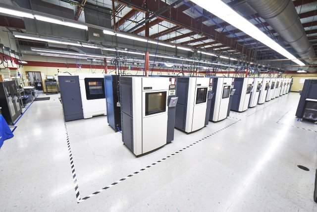 150 Fused Deposition Modeling™ (FDM®) additive manufacturing systems