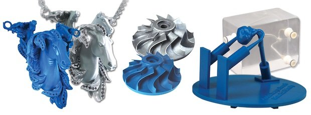 Solidscape MAX2 3D printer applications