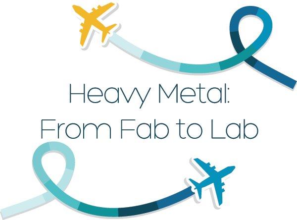Joris Peels — Heavy Metal: From Fab to Lab