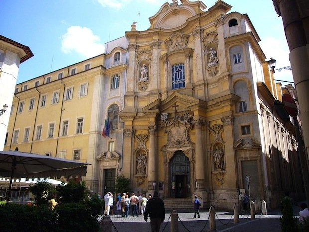 Church of St Maria Maddalena, Rome