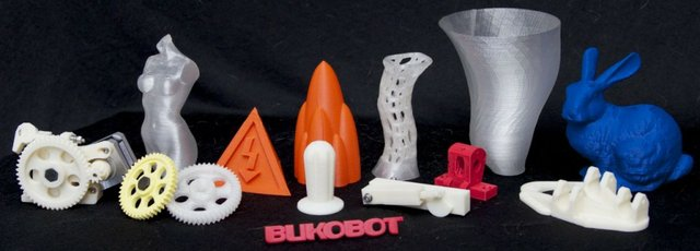 BukoBot Parts