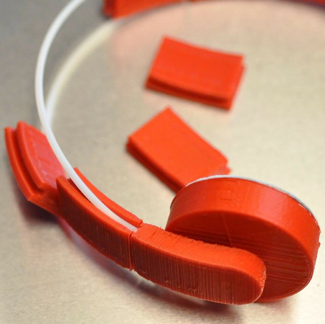 Thingiverse ear adapters