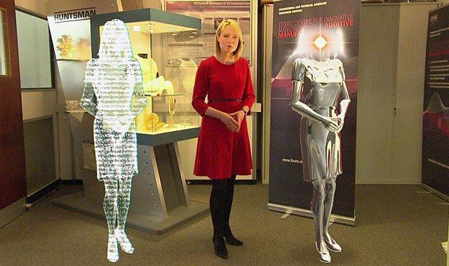 3D printing on Sky News