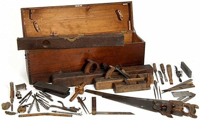 Ye Olde Toolbox