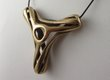 The Love Bone in Bronze by Studio Mango