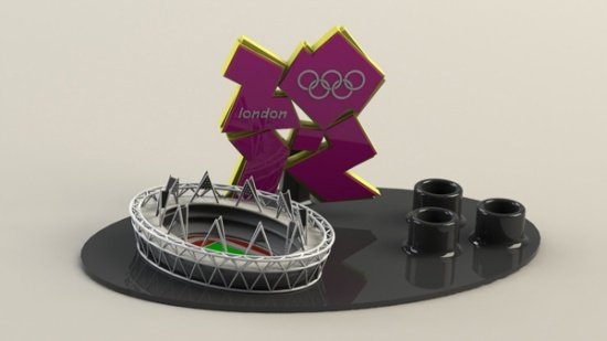 3D Printed Olympics