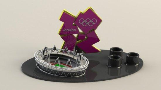 3D Printed Olympics