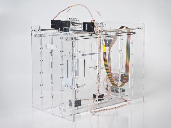 Pwdr 3D printer