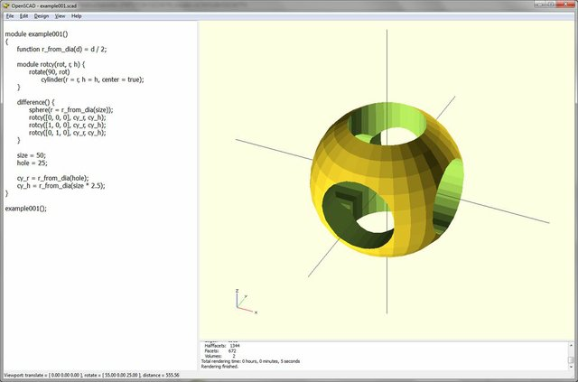 Fisher Price Record editor OpenSCAD