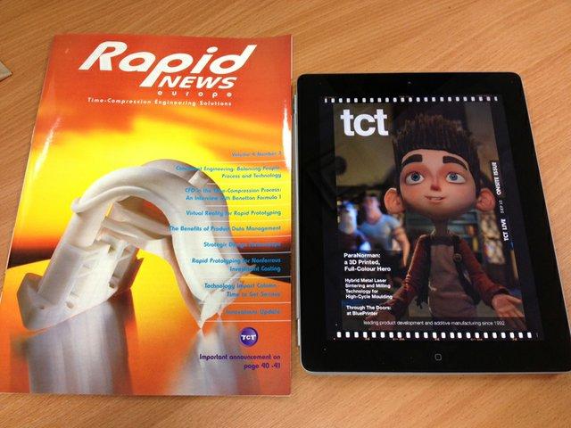 Rapid News and TCT