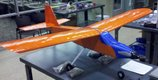 University of Virginia 3D printed plane colours