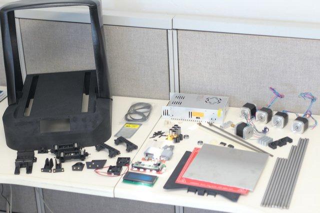 L5 3D printer kit