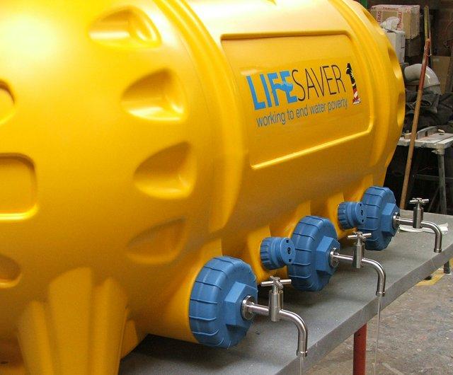 Lifesaver M1 Project