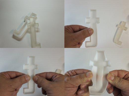 Taulman3D Nylon Printing Material Pliable