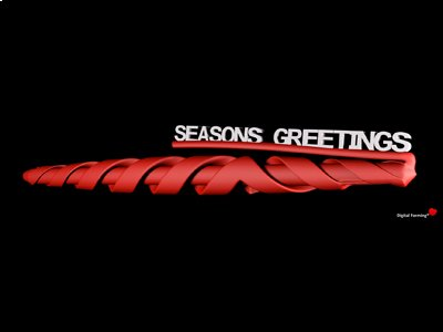 Seasons Greetings Pen Ucodo