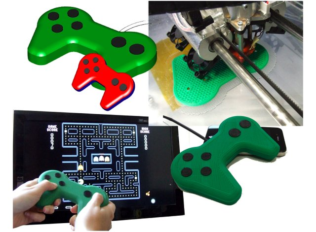 3D Printed Conductive