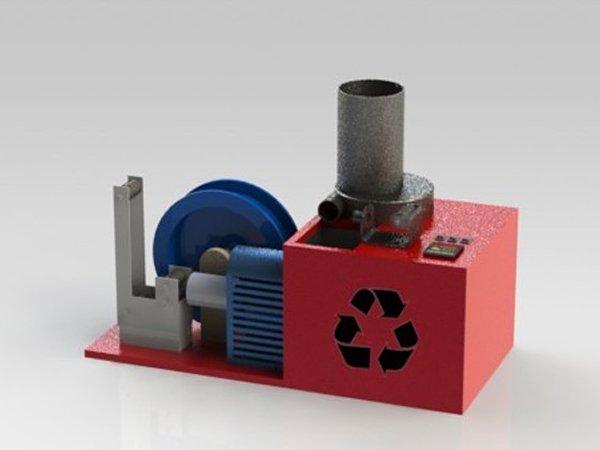 Filabot recycler