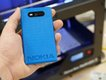 Blue Makerbot Cover for Lumia820