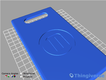 3D view of the Thingiverse file