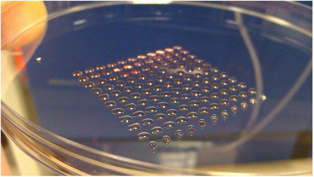 3D stem cell printing
