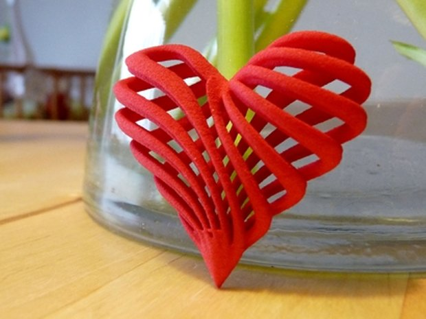 Valentine's Day trinkets