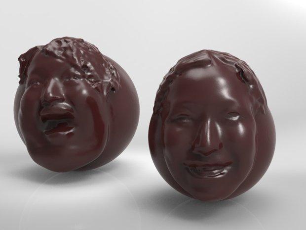 Fab Cafe Chocolate Head
