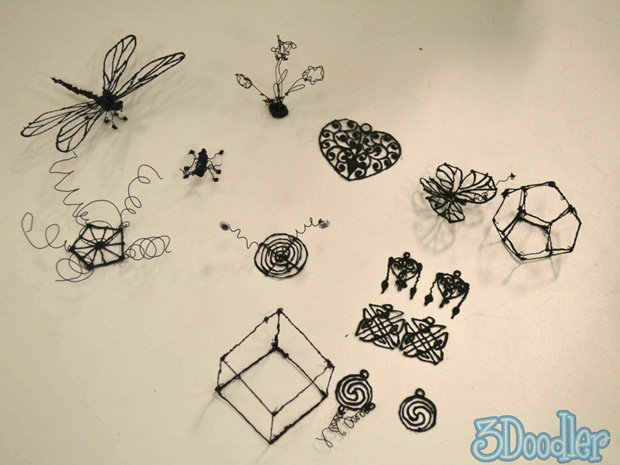 The 3Doodler collection