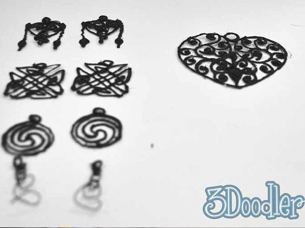 3Doodled Jewellery