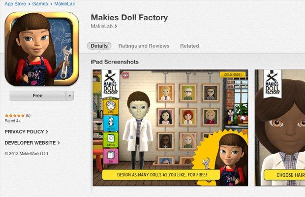 Makies App