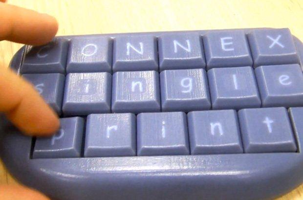 Objet Keyboard