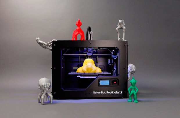 Makerbot partner with Autodesk